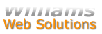 Get your business found on the Internet with Williams Web Solutions.  Click here to know more.